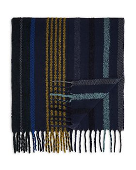 Paul Smith - Striped Scarf