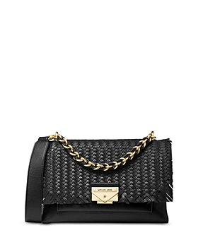 MICHAEL Michael Kors - Cece Medium Chain Leather Shoulder Bag