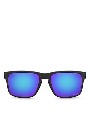 Oakley Men\\\'s Holbrook Polarized Rectangular Sunglasses, 56mm-Jewelry & Accessories