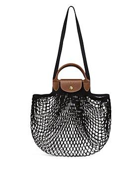 Longchamp - Le Pliage Filet Knit Bag