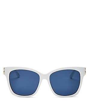Balenciaga Women's Square Sunglasses, 57mm