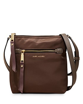 MARC JACOBS - North South Nylon Crossbody