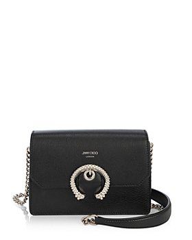 Jimmy Choo - Madeline Small Leather Crossbody