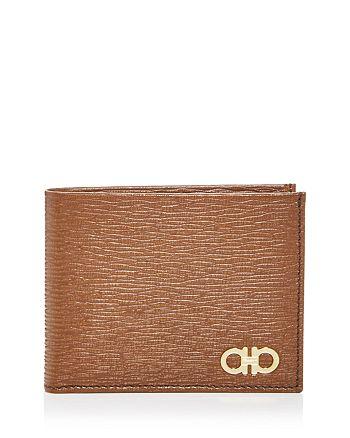 Salvatore Ferragamo - Ferragamo Revival Leather Bifold Wallet
