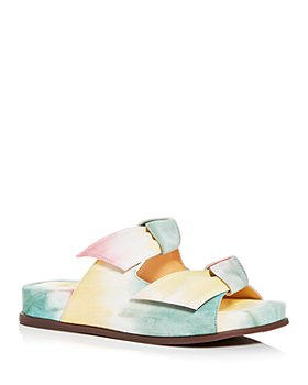 Alexandre Birman - Women's Clarita Tie Dye Slide Sandals