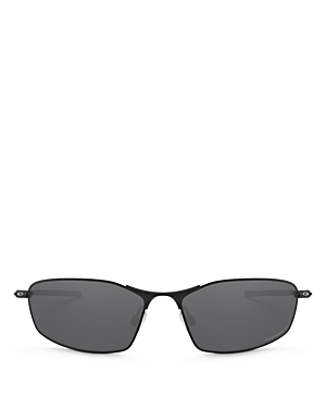 Oakley Men\\\'s Whisker Polarized Oval Sunglasses, 60mm-Jewelry & Accessories