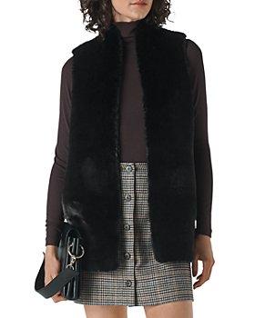 Whistles - Faux Fur Vest