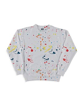 Sub_Urban Riot - Girls' Splatter Paint Sweatshirt - Big Kid