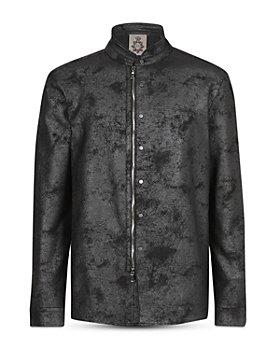 John Varvatos Collection - Regular Fit Shirt Jacket