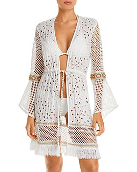 Ramy Brook - Amal Crochet Cover Up