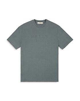 Bally - Cotton Logo Tee
