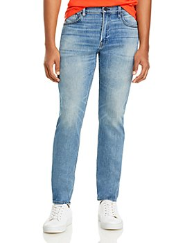 7 For All Mankind - Adrien Slim Fit Jeans in Blue Sage