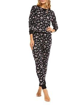 Flora Nikrooz - Maddie Printed Hacci Pajama Set