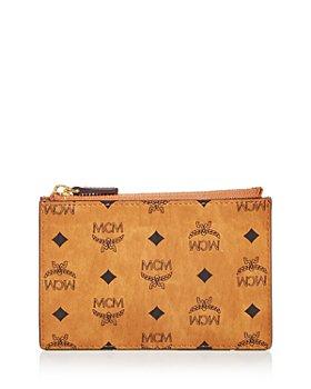 MCM - Visetos Original Keychain Card Case