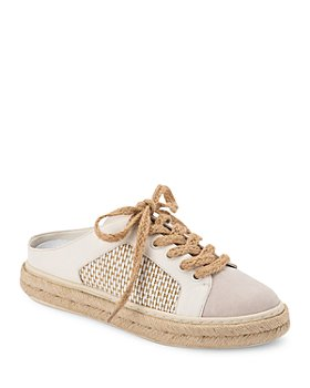 Dolce Vita - Women's Lian Lace Up Slip On Sneakers