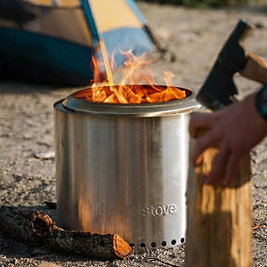 Solo Stove Ranger Wood Burning Fire Pit