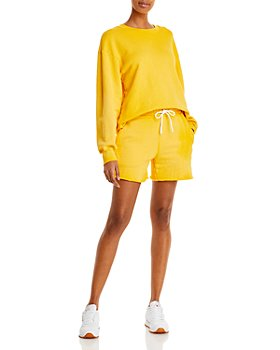 Cotton Citizen - Brooklyn Oversized Sweatshirt & Shorts