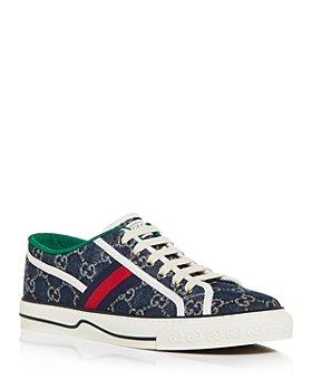 Gucci - Men's Tennis 1977 Denim Low Top Sneakers