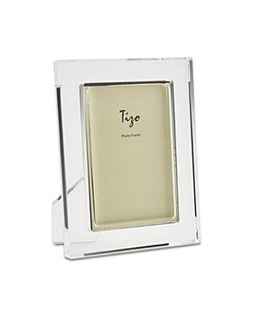 "Tizo - Lucite Clear Picture Frame, 8"" x 10"""