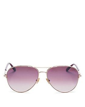 Tom Ford - Unisex Clark Aviator Sunglasses, 59mm