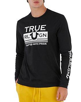 True Religion - Steel Mill Long Sleeve Tee