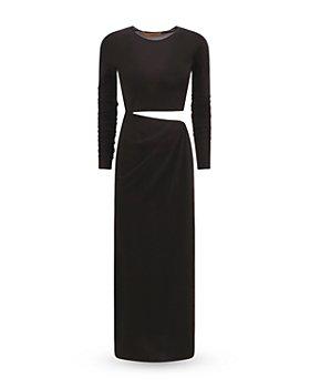 Andamane - Gia Cut Out Midi Dress