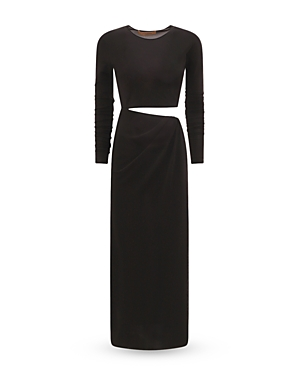 Gia Cut Out Midi Dress