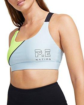 P.E NATION - Twist Serve Sports Bra