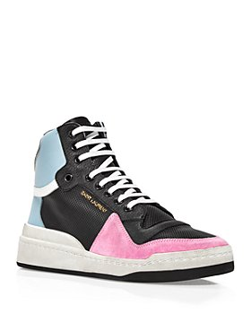 Saint Laurent - Women's SL24 High Top Sneakers