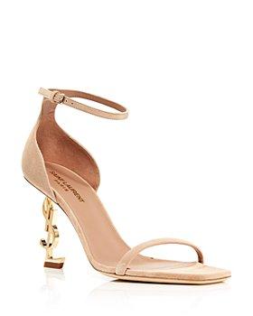 Saint Laurent - Women's Opyum High Heel Ankle Strap Sandals