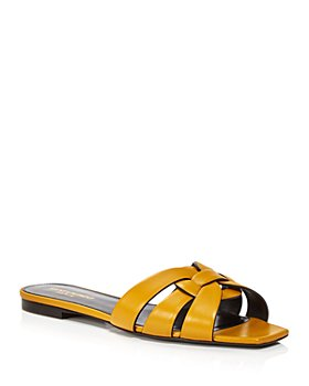 Saint Laurent - Women's Pieds Slide Sandals