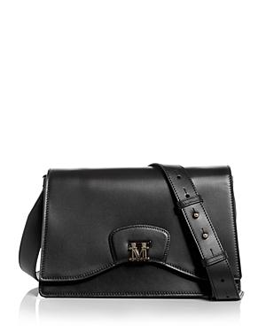 Max Mara Marlem Leather Shoulder Bag-Handbags