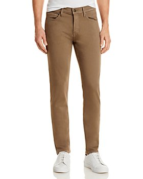PAIGE - Lennox Skinny Fit Jeans in Woodland