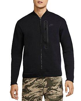 Nike - Sportswear Tech Fleece Regular Fit Bomber Jacket