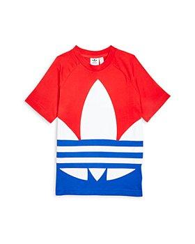 adidas Originals - Boys' Big Trefoil Tee - Big Kid