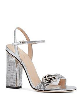 Gucci - Women's Marmont Sequin Sandals
