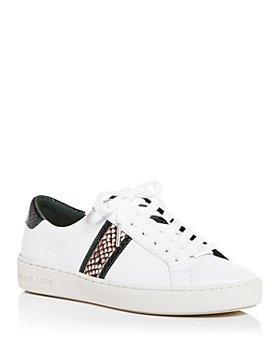 MICHAEL Michael Kors - Women's Irving Low Top Sneakers