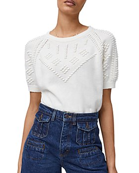 FRENCH CONNECTION - Karla Short Sleeve Sweater