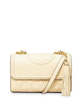 Tory Burch - Fleming Small Quilted Leather Convertible Shoulder Bag