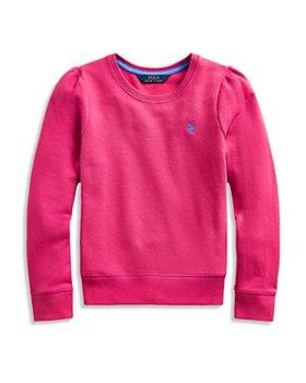 Ralph Lauren - Girls' Fleece Top - Big Kid