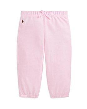 Ralph Lauren - Girls' Oxford Mesh Jogger Pants - Baby