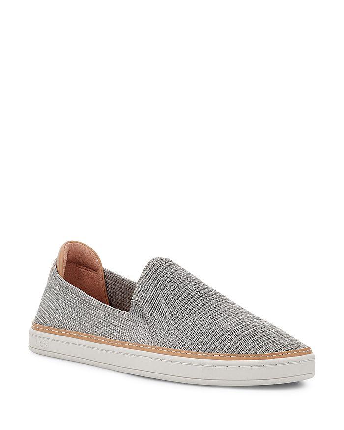 UGG® - Women's Sammy Rib Knit Slip On Sneakers