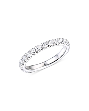 Bloomingdale's Diamond Eternity Band in 14K White Gold, 1.0 ct. t.w. - 100% Exclusive