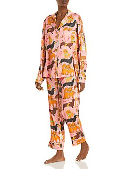 Karen Mabon - Hot Dog Birthday Party Pajama Set
