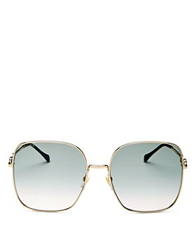 Gucci - Women's Square Sunglasses, 61mm
