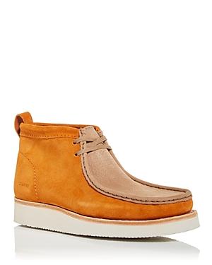 Clarks Men\\\'s Wallabee Hike Desert Boots