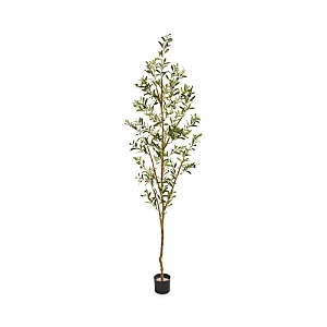 Nearly Natural 82 Artificial Olive Tree