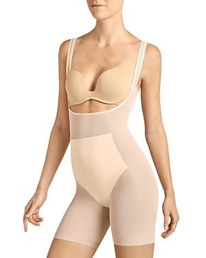 Open Bust Shaper Bodysuit