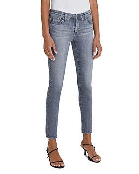 AG - Super Skinny Jeans in Shadow Lane