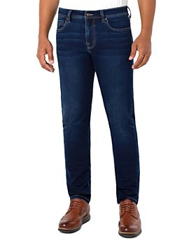 Liverpool Los Angeles - Kingston Slim Straight French Terry Jeans